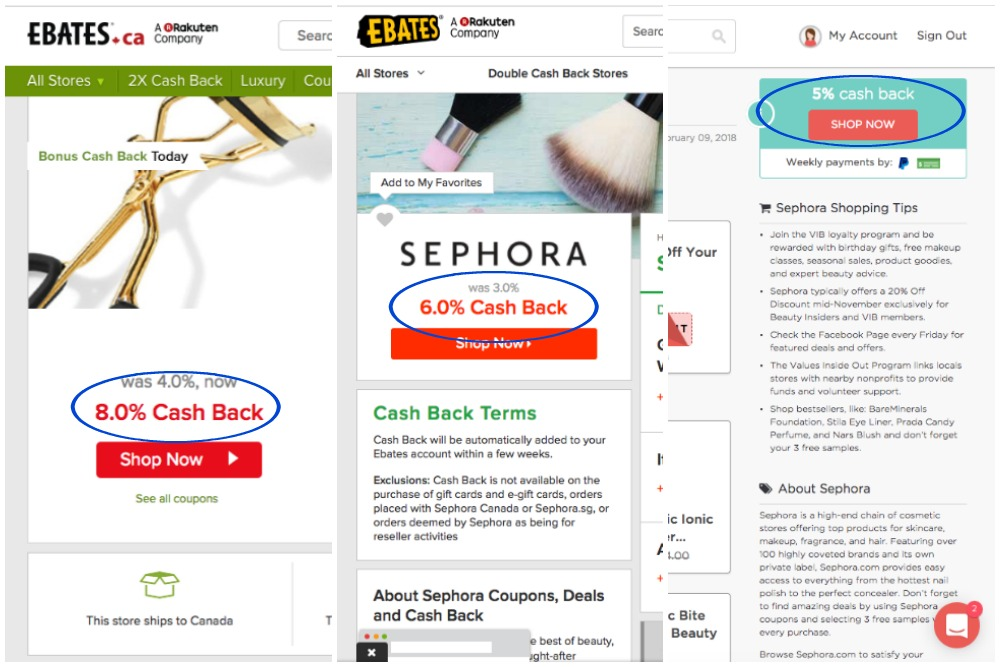 Why You Need to Sign up for an Ebates Account Today