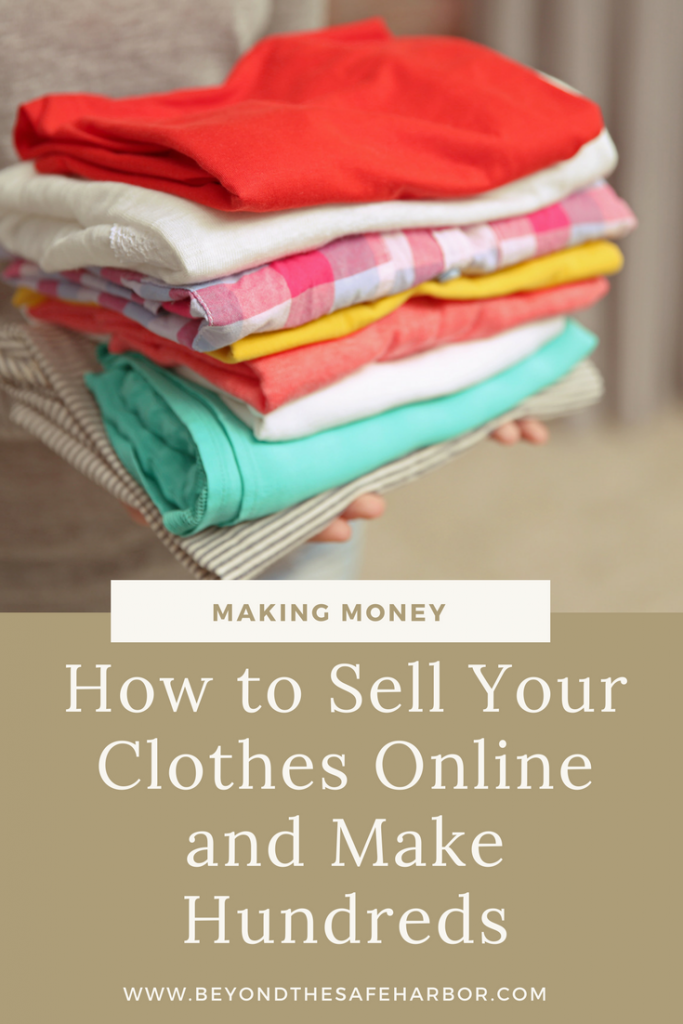 How to Sell Your Clothes Online and Make Hundreds