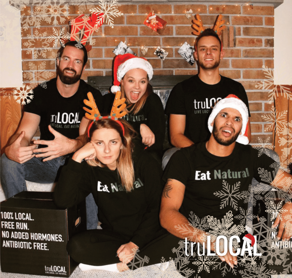 truLOCAL 2017 Holiday Card