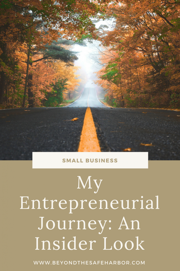 My Entrepreneurial Journey: An Insider Look