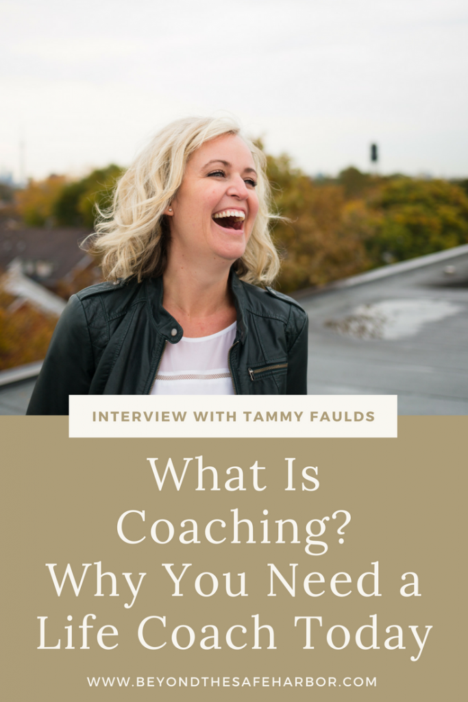 What Is Coaching? Why You Need a Life Coach Today