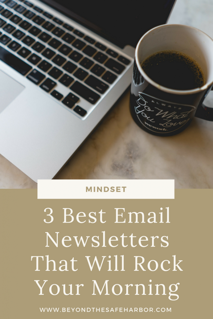3 Best Email Newsletters That Will Rock Your Morning