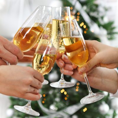 Pop the Bubbly! How to Celebrate Your Successes