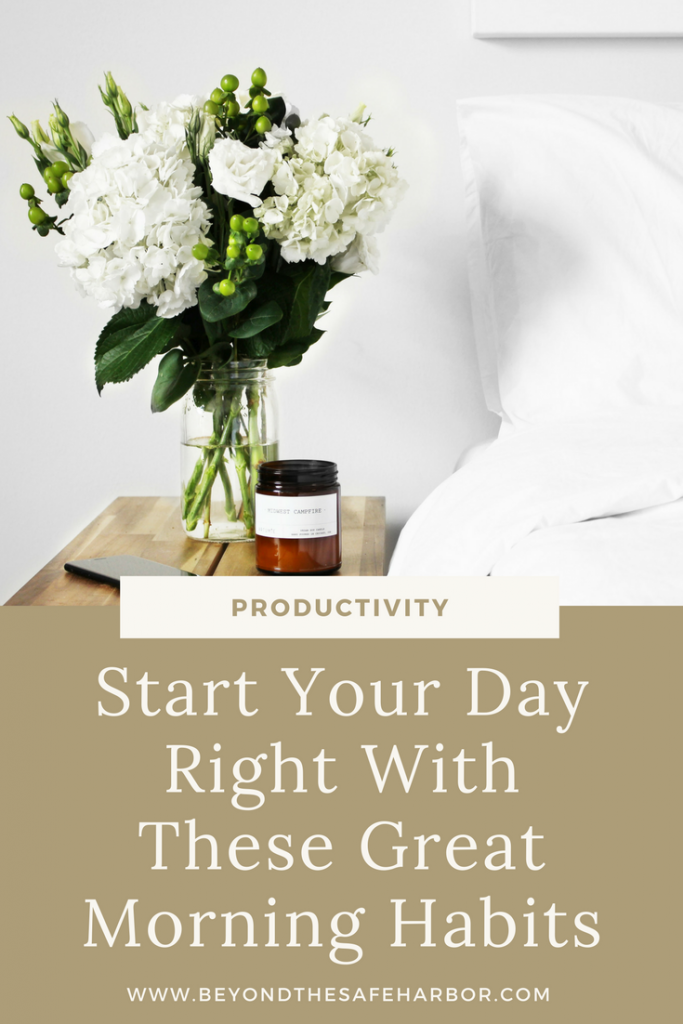 Start Your Day Right With These Great Morning Habits
