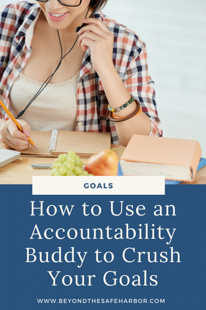How to Use an Accountability Buddy to Crush Your Goals