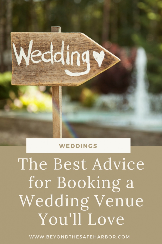 The Best Advice for Booking a Wedding Venue You'll Love
