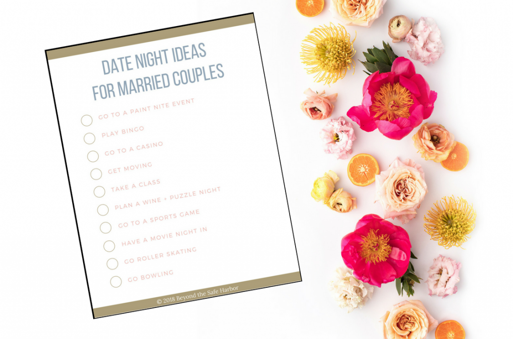 10 of the most fun date night ideas for married couples