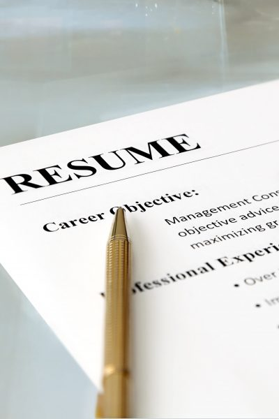 Improve Your Resume Quickly With These 5 Brilliant Tips