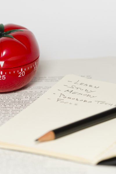 How to Use the Pomodoro Time Management Method