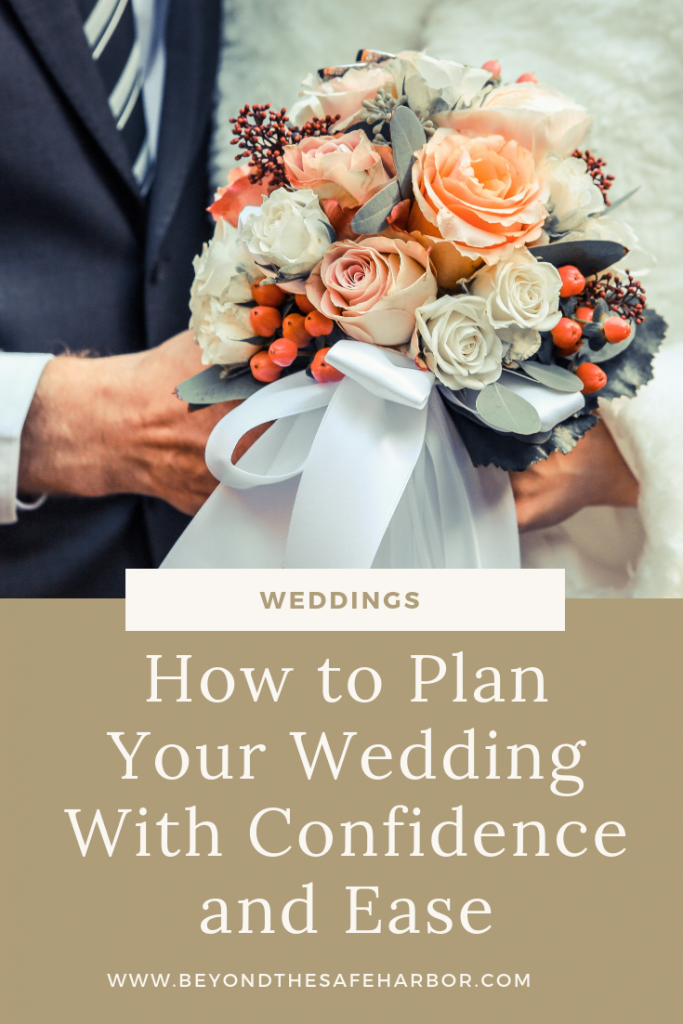 How To Plan Your Wedding With Ease My 3 Secrets