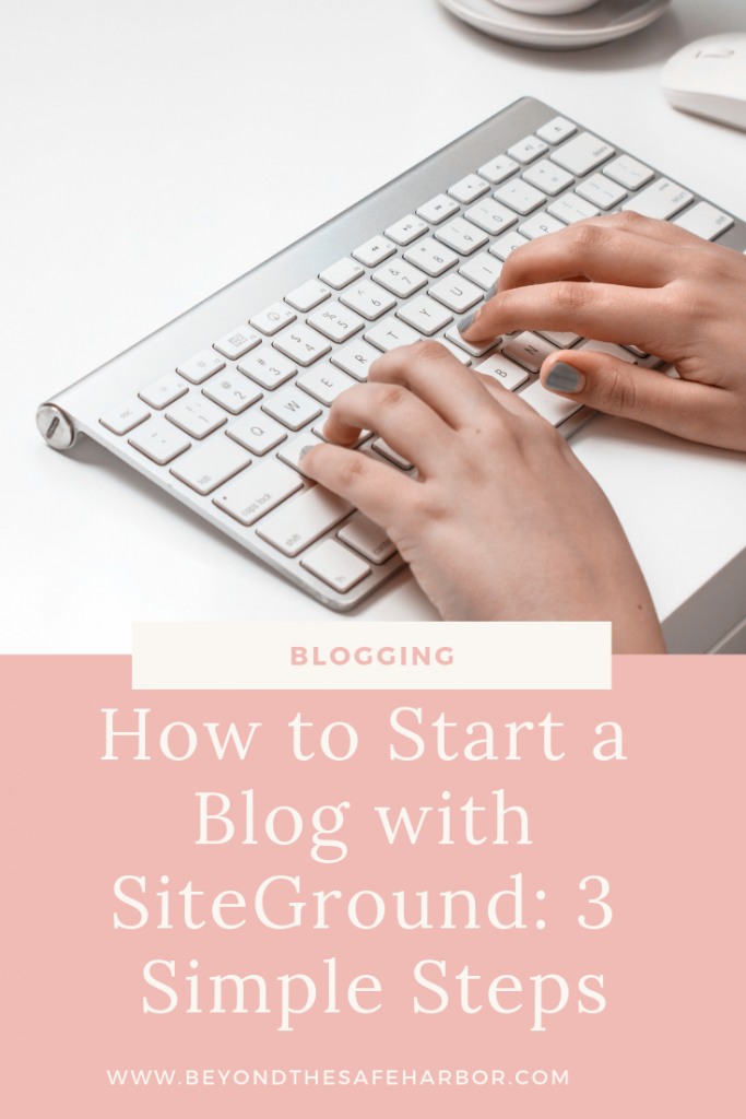 Ready to start blogging and sign up for hosting? This step-by-step guide walks you through how to start a blog with SiteGround, my favourite host provider.