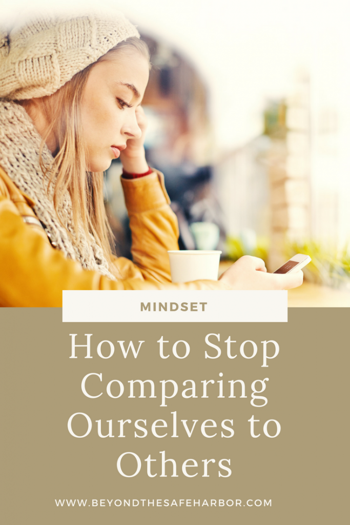 How to Stop Comparing Ourselves to Others