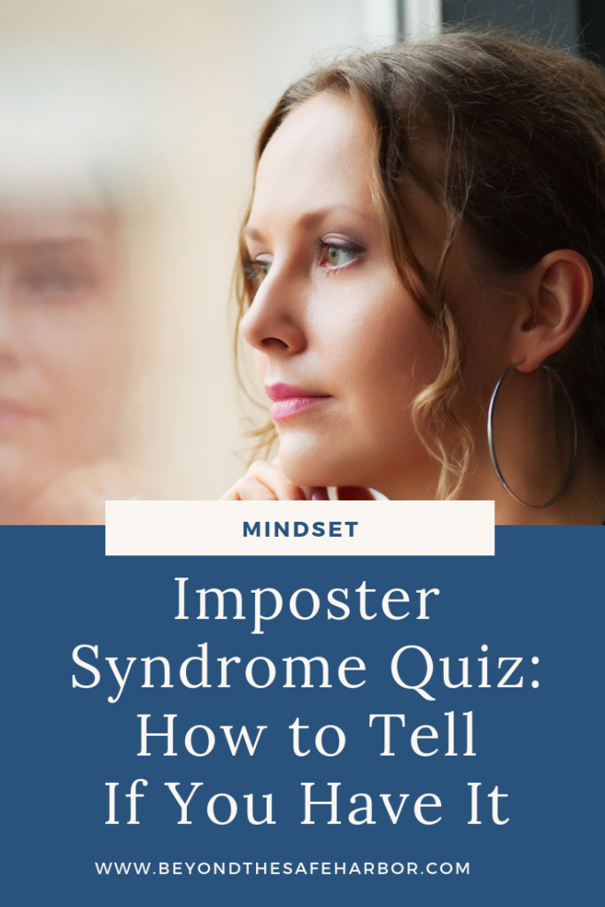 Imposter Syndrome Quiz: How to Tell If You Have It