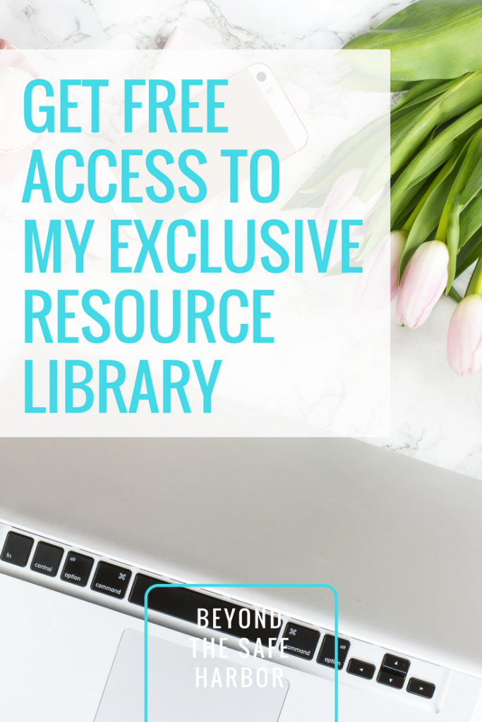 Looking for templates, planners, and printables to help you live your best life? Grab your password and unlock my FREE resource library full of helpful tools!
