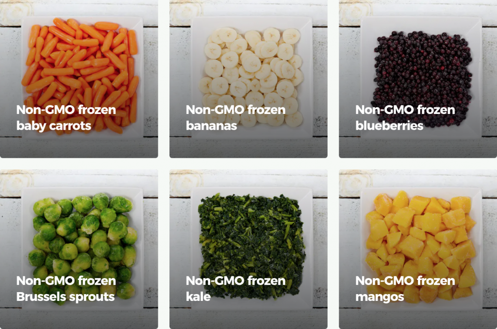 truLOCAL Non-GMO Fruits and Veggies