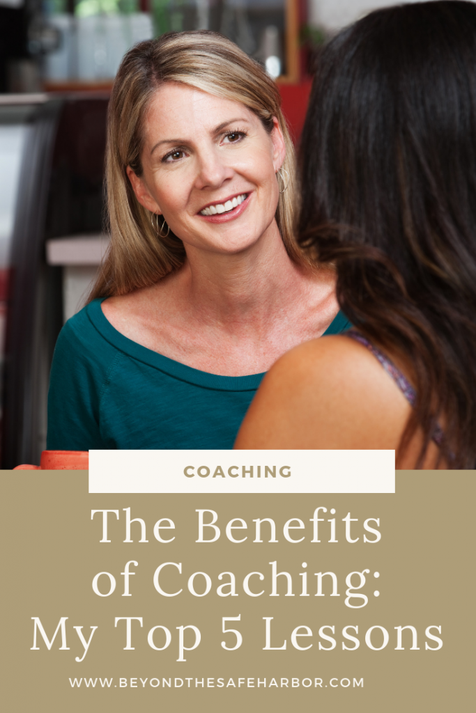 Working with a life coach has been a transformative experience. Here are 5 of the biggest benefits of coaching: the key lessons I take with me every day.
