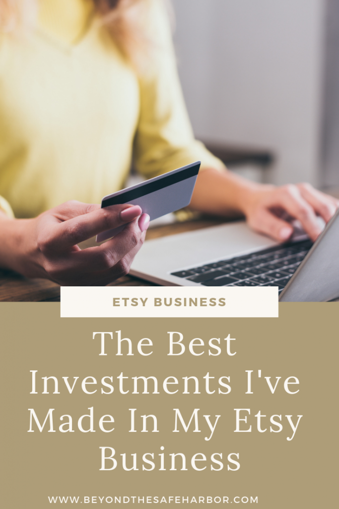 When it comes to growing your Etsy business, where should you invest? Here are the four best investments I've made to yield a high return.