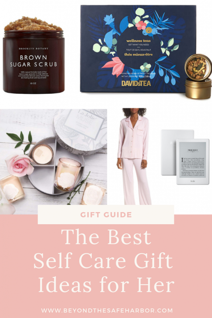 While there are many great gift options, those that promote wellness are some of the best. Here are 7 of the top self care gift ideas for her.
