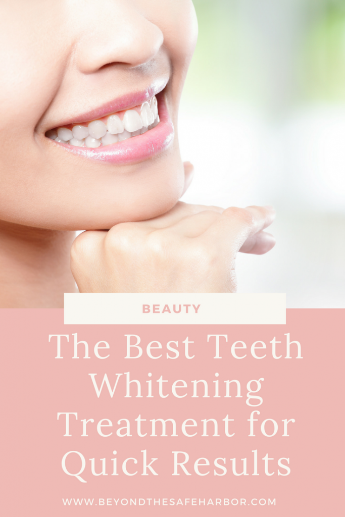 The Best Teeth Whitening Treatment for Quick Results