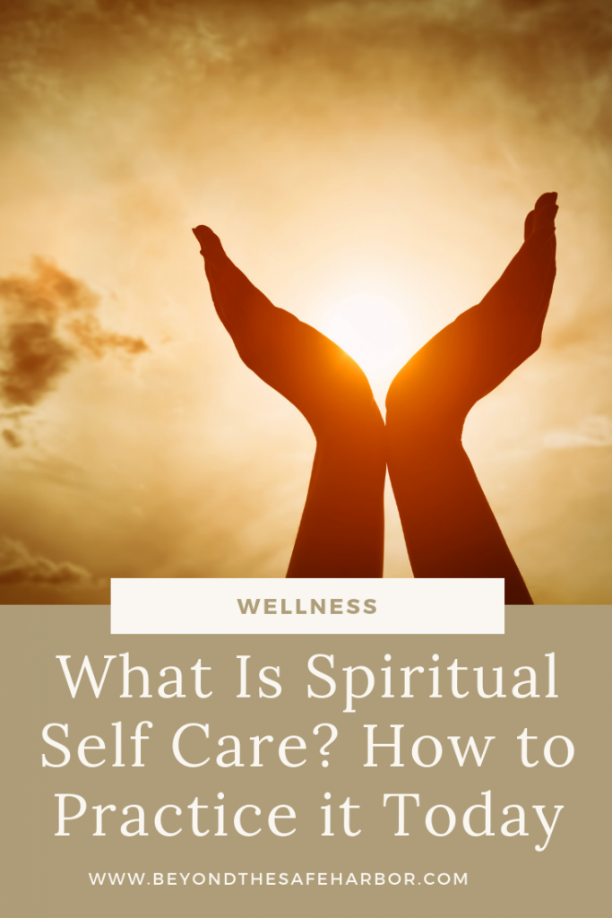 Self care is not only essential for our health, but it allows us to show up better. Here are 5 simple ways to begin practicing spiritual self care today.
