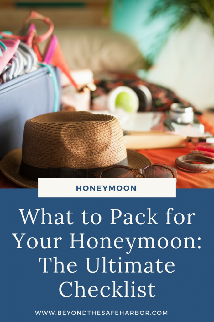 What to Pack for Your Honeymoon: The Ultimate Checklist