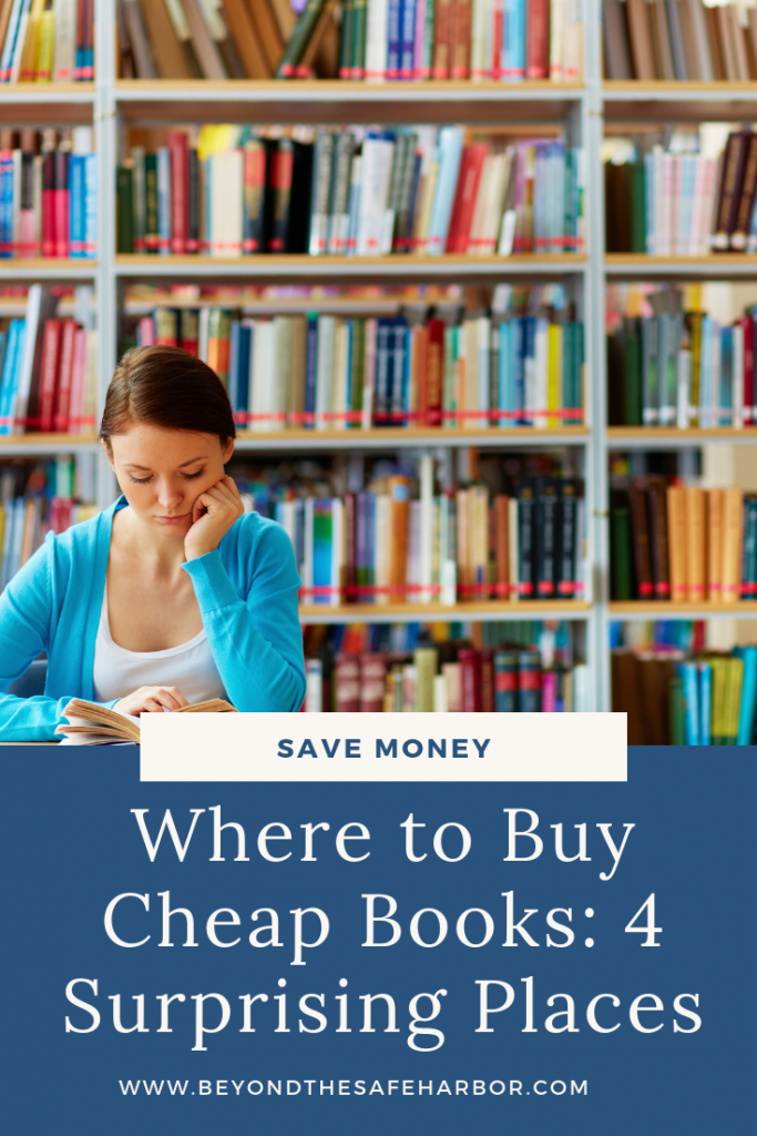 Where to Buy Cheap Books_ 4 Surprising Places